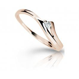 Danfil Luxusní zásnubní prsten DF1718p 51 mm