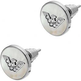 Emporio Armani Luxusní náušnice pecky EGS2355040