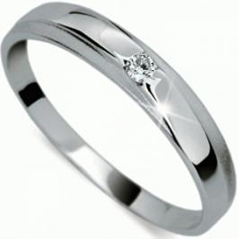Danfil Jemný diamantový prsten DF1617b 49 mm