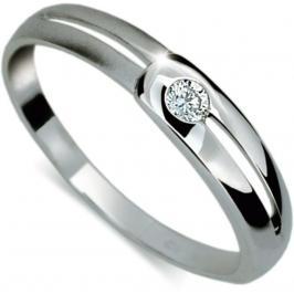Danfil Zásnubní prsten s diamantem DF1049b 51 mm