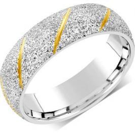 Silvego Snubní prsten pro muže i ženy z oceli RRC22799 60 mm