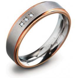 Boccia Titanium Titanový snubní prsten 0134-02 49 mm