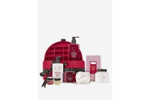 Osmidílný dárkový kosmetický set s vůní granátového jablka Winter in Venice Pomegranate kosmetika