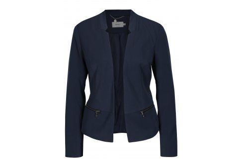 Tmavě modré sako ONLY New Lucy Bundy, kabáty