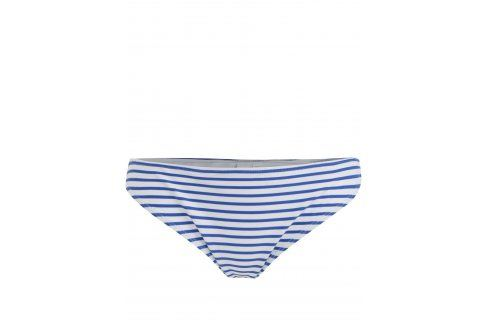 Modro-bíly pruhovaný spodní díl plavek Dorothy Perkins Spodní prádlo, pyžama,  plavky