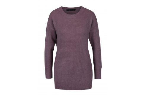 Světle fialový svetr VERO MODA Neoma Móda pro ženy
