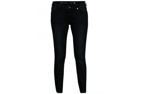 Tmavě modré super skinny slim fit džíny s.Oliver Džíny, kalhoty, legíny