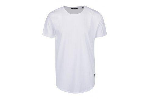Bílé basic tričko  ONLY & SONS Matt trika s krátkým rukávem