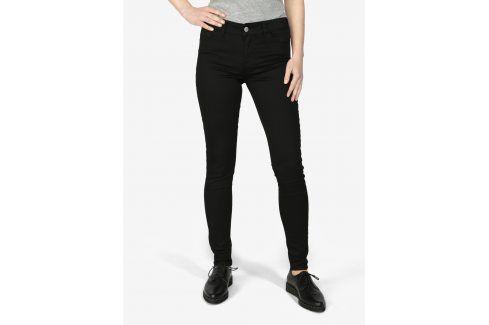 Černé skinny džíny Haily's Ciara Džíny, kalhoty, legíny