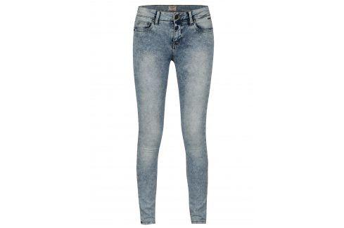 Modré dámské plísňové skinny džíny Cars Tyra Džíny, kalhoty, legíny