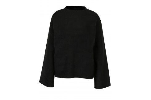 Černý svetr VERO MODA Campbell Móda pro ženy