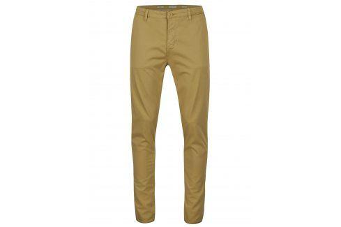 Béžové kalhoty Casual Friday by Blend kalhoty