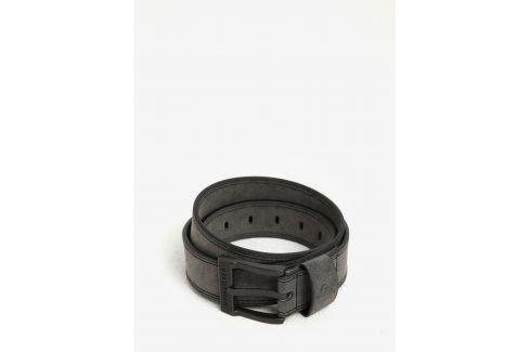 Šedý pánský pásek Quiksilver pásky