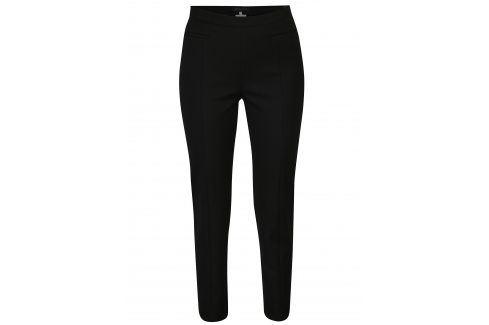 Černé dámské kalhoty s kapsami Pietro Filipi Džíny, kalhoty, legíny