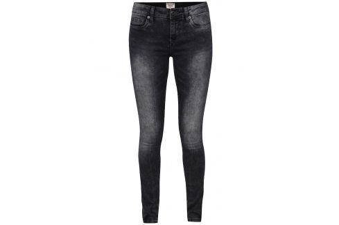 Šedé dámské skinny džíny Cars Tyra Džíny, kalhoty, legíny