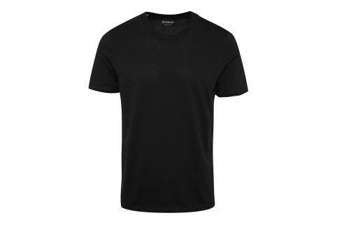 Černé tričko Selected Homme The Perfect trika s krátkým rukávem