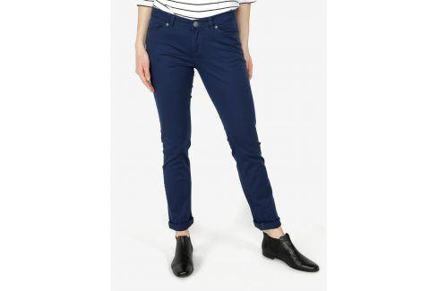 Modré dámské slim fit džíny s nízkým pasem QS by s.Oliver Džíny, kalhoty, legíny