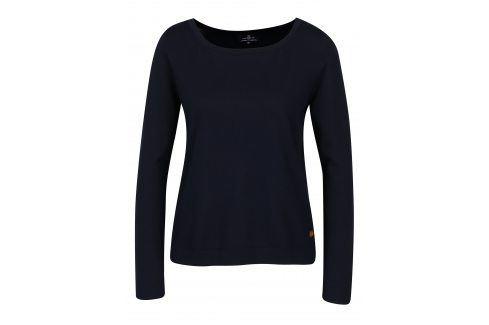 Tmavě modrý dámský lehký svetr Jimmy Sanders Móda pro ženy
