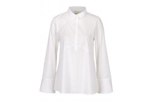 Krémová volná košile Selected Femme Melanie košile