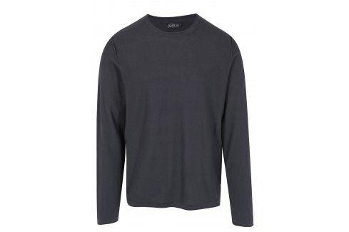 Tmavě šedý svetr Jack & Jones Originals Rick svetry