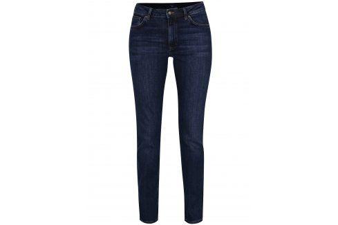 Tmavě modré dámské slim džíny GANT Džíny, kalhoty, legíny