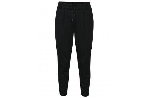 Černé kalhoty se třpytivým efektem ONLY Poptrash Džíny, kalhoty, legíny