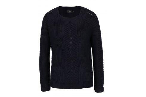 Tmavě modrý svetr ONLY New Jemma Móda pro ženy