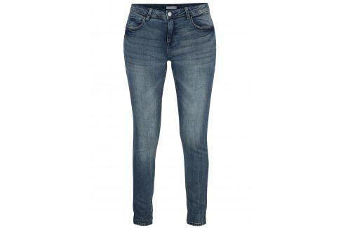 Modré skinny džíny Jacqueline de Yong Cadenza Džíny, kalhoty, legíny