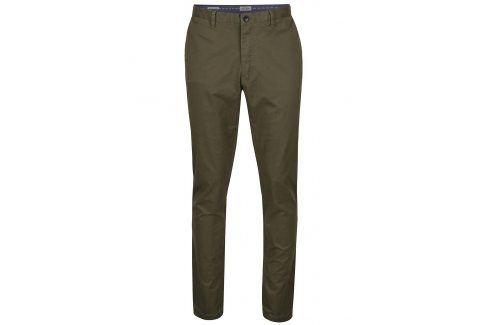 Khaki chino kalhoty Jack & Jones Marco kalhoty