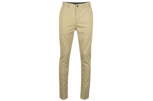 Béžové chino kalhoty SUIT Frank kalhoty