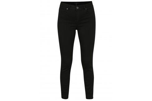 Černé džíny Yest Džíny, kalhoty, legíny