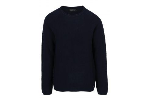Tmavě modrý svetr Jack & Jones Phil svetry