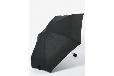 Černý skládací deštník RAINY SEASONS Flat Plain deštníky