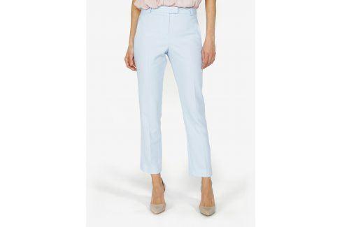 Světle modré zkrácené kalhoty Miss Selfridge Džíny, kalhoty, legíny