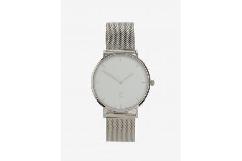 Dámské hodinky ve stříbrné barvě Esoria Akyla hodinky