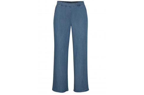 Modré volné kalhoty Yest Džíny, kalhoty, legíny