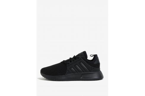 Černé dětské  tenisky adidas Originals X_PLR C Boty