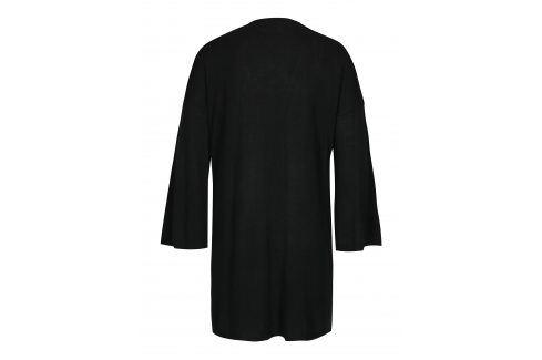 Černý kardigan ONLY Silje Móda pro ženy