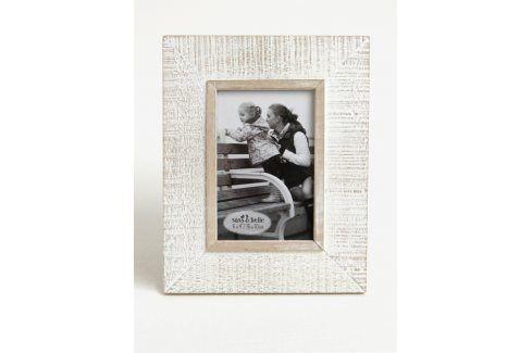 Krémový fotorámeček Sass & Belle rámečky a tabule