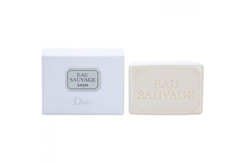 Dior Eau Sauvage parfémované mýdlo pro muže 150 g parfémované mýdlo