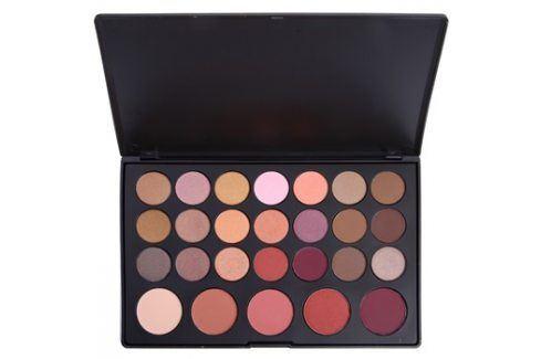 BHcosmetics 26 Color paleta očních stínů a tvářenek  47 g Oči
