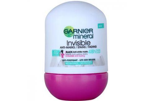 Garnier Mineral Invisible antiperspirant roll-on  50 ml Antiperspiranty
