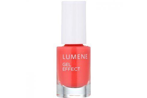 Lumene Gel Effect lak na nehty odstín 11 Sunny Fields 5 ml Laky na nehty