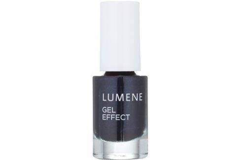 Lumene Gel Effect lak na nehty odstín 05 Lummenne Lake 5 ml Laky na nehty