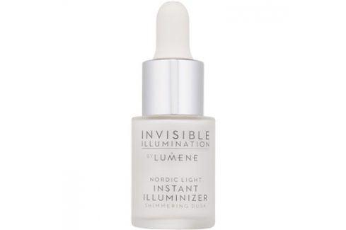 Lumene Invisible Illumination rozjasňovač na tvář a oční okolí Shimmering Dusk 15 ml Rozjasňovače