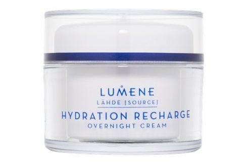 Lumene Lähde [Source of Hydratation] hydratační noční krém  50 ml Noční krémy
