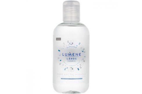 Lumene Lähde [Source of Hydratation] micelární čisticí voda pro všechny typy pleti včetně citlivé  250 ml Odličovače očí