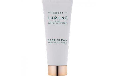 Lumene Sisu [Urban Antidotes] hloubkově čisticí maska  75 ml Pleťové masky
