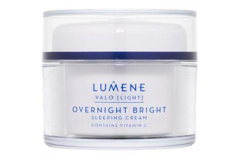 Lumene Valo [Light] rozjasňující noční krém s vitaminem C  50 ml Noční krémy