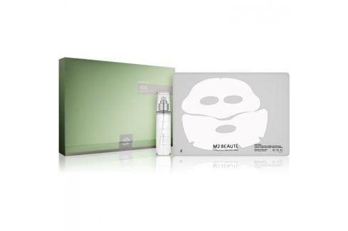 M2 Beauté Facial Care vyplňující maska s hydratačním účinkem  100 ml Pleťové masky